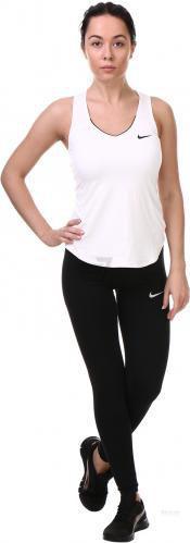 Майка Nike NKCT TANK PURE 728739-100 L білий