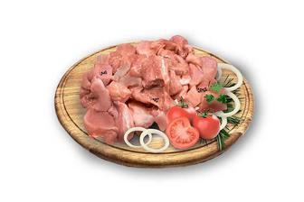 Шашлик  По-Кавказьки , свинячий охолоджений, вак/упак М'ясна весна/ Глобино 1 кг