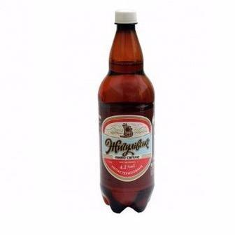 Пиво світле Жигулівське, 1,25л