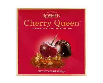 Цукерки Roshen Cherry Queen, 192г