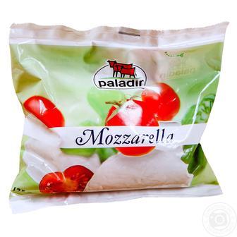 Сир Моцарелла 45% PALADIN 125г