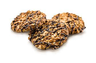 Печиво Альпійське з декором 100г