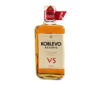 Коньяк Коблево 3* 0,5л