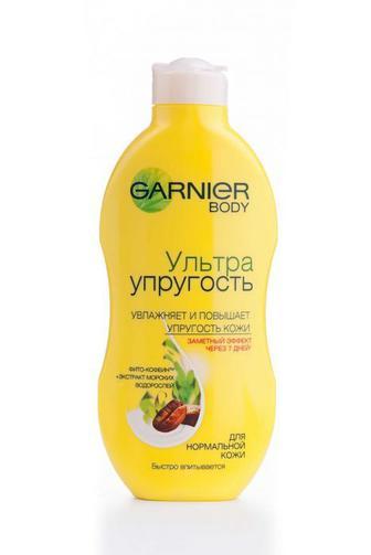 Молочко для тела Garnier Интенсивный уход для кожи, которой не хватает упругости, 250мл