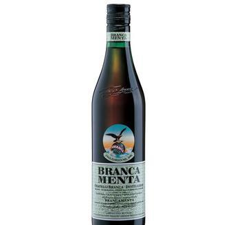 Настоянка Fernet Branka Menta 0.8 л