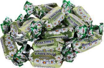 Цукерки Ромашка, Рошен, кг