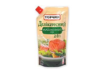 Майонезный соус Торчин 300 г Деликатесный