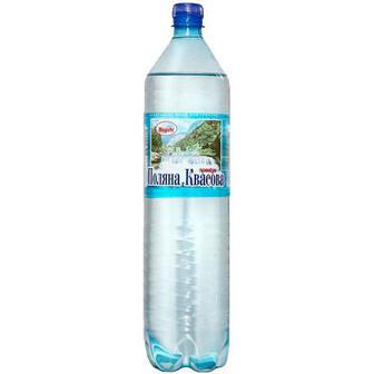 Вода мінеральна Поляна Квасова преміум 1,5л