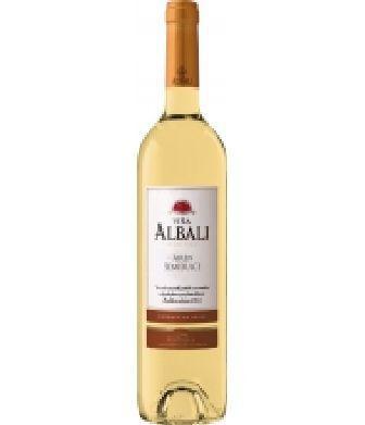 Вино Феликс Солис Албали Айрен Семидульче белое напивсухе 11.5% 0.75л