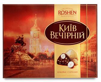 Цукерки Roshen «Київ Вечірній» 176г