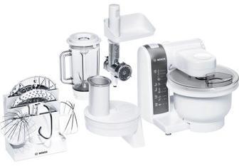 Скидка 11% ▷ Кухонний комбайн Bosch MUM4855