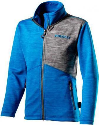 Джемпер Firefly Timeo р. 128 синій 267546-0543