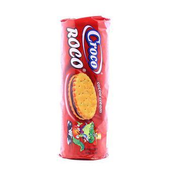 Печиво Croco Roco 150г з шоколадним кремом