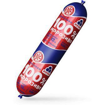 Морозиво Рудь 100%/Ягідне 500г