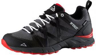 Кросівки McKinley Michigan AQX M 262083-900043 р. 42 червоний із чорним