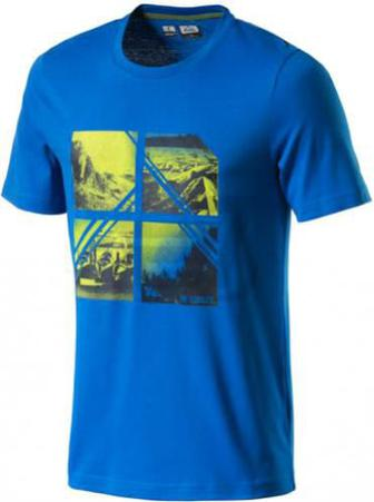Скидка 40% ▷ Футболка McKinley Creina Ux 273583-18-4244 2XL синій
