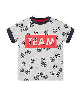 Футбольна футболка від Mothercare