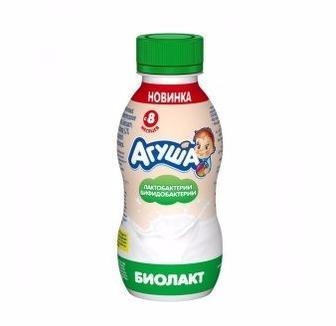 Биопродукт  3,2% Агуша 200г