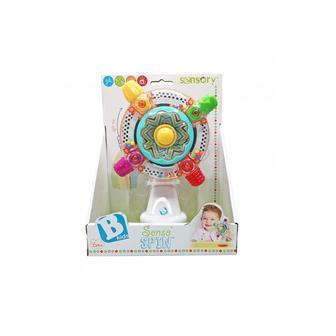 Развивающая игрушка Вертушка солнышко Sensory (005180S)