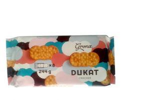 Печиво Дукат, 244г, Грона