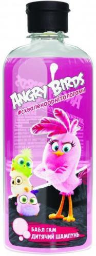 Шампунь дитячий Angry Birds Бабл Гам 250 мл