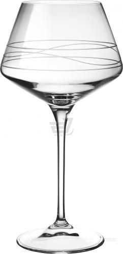 Набір бокалів для вина Infinito 530 мл 2 шт. RCR
