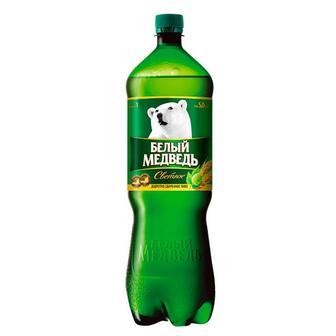 Пиво светлое Светлое Белый Медведь , 1,8 л
