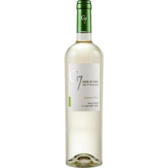 Вино G7 Sauvignon Blanc 0.75л