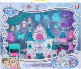 Ігровий набір Замок Cнігової королеви 1206A
