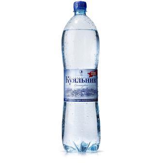 Вода лікувально - столова Куяльник 1.5л