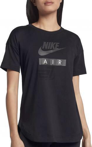Скидка 30% ▷ Футболка Nike W NSW TOP LOGO AIR AA1720-010 XS чорний