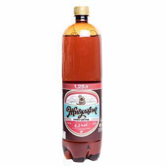 Скидка 20% ▷ Пиво Жигулівське 1,25л