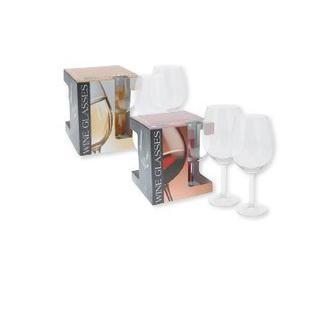 Набір келихів для білого вина 430 мл або для червоного вина 580 мл, 4 шт