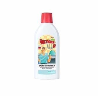 Засіб для чищення сантехніки 1 л; засіб для кухні  антижир Чистюня