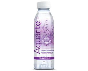 Напій Aquarte «Релакс» 0,5л