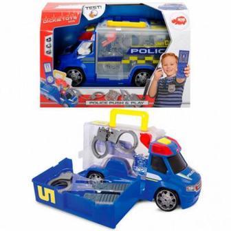 Игровой набор Полиция с набором полицейского Simba Dickie Toys (3716005)