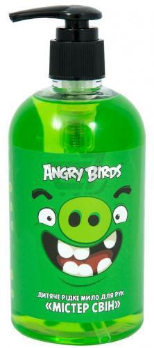 Дитяче мило Angry Birds Містер Свін 350 мл