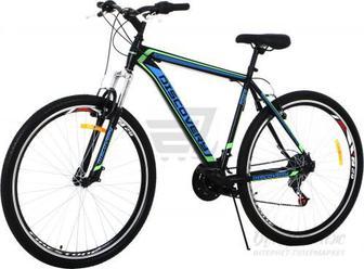 """Велосипед Discovery 19"""" Push синій RET-DIS-29-001"""