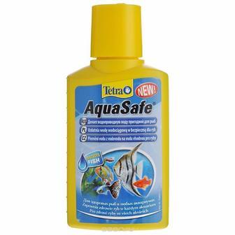 Засіб для підготовки води в акваріумі Tetra Aqua Safe Tetra
