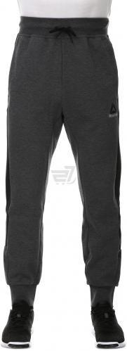 Брюки спортивні Reebok WOR C Graphic Trackpant р. XL сірий BK4731