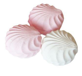 Зефір біло - рожевий Богуславна 100г