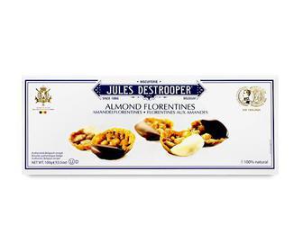 Печиво «Флорентіна» з мигдалем, J.Destrooper 100 г