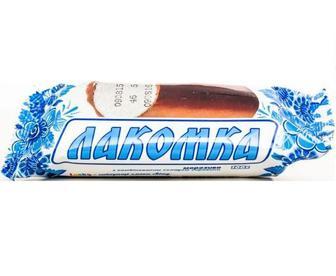 Морозиво Лакомка у глазурі 100г Laska