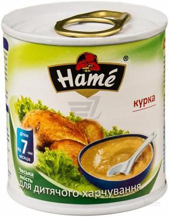 Пюре Hame 100 г