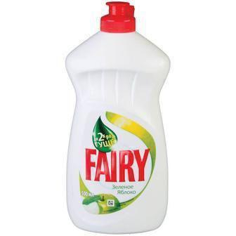 Засіб миючий для посуду Соковитий лимон/ Ніжні руки, Чайне дерево та м'ята, 500 мл  Fairy