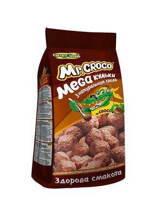 Кульки Золоте Зерно Mega Какао 200г