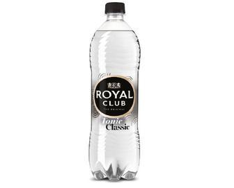 Напій безалкогольний газований Royal Club Tonik, 1 л