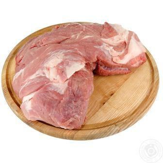 Ошийок свиний охолоджений 1 кг