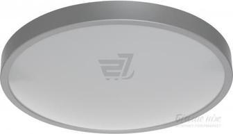 Світильник світлодіодний Gauss 24 Вт срібний 2700 К
