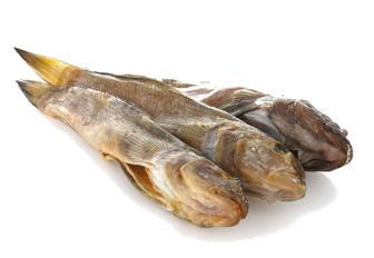 Риба Бичок в'ялений за 100гр.